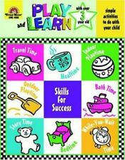 Play and Learn with Your Three Year Old (1999 Paperback Vol 3) 56 Activities