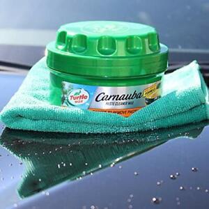 Turtle Wax Cire de Carnauba pour Voiture Polish Carrosserie Brillance Protection