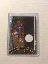 Nate Robinson Dual Jersey Patch /25 2006-07 Topps Echelon Executive Level Knicks