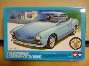 Tamiya 1/24 VW KARMANN-GHIA COUPE 1966 MODEL Model Kit