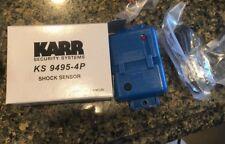 NEW KARR Shock Sensor KS-9495-4P NEW IN BOX CAR ALARM