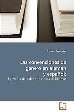 Las convenciones de género en alemán y español : El ejemplo del folleto de...