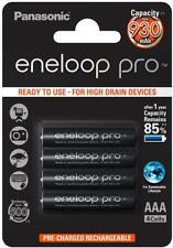 Panasonic Eneloop Pro AAA 930mAh NiMH Rechargeable Battery Batteries