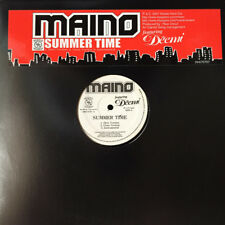 Maino - Summer Time / It's Working / VG+ / 12""