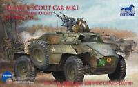 Bronco 1/35 35016 Humber Scout Car MK.I