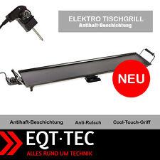 EQT-TEC BBQ Teppanyaki Elektro Tischgrill Grill Platte elektrisch Elektrogrill