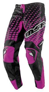 NOS MSR 352725 M16 AXXIS PANTS BLACK PINK SIZE WOMENS 2