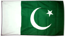 Pakistan Flag 3 x 2 FT - 100% Polyester With Eyelets - Commonwealth Country