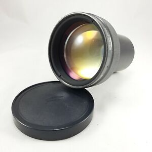 USSR Projection Lens 35 KP-1,8/120 for 35mm movie projector