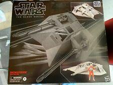 Star Wars Black Series Vintage Snowspeeder Dak Ralter 3 3/4? 40th Anniversary