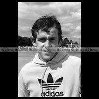 #phs.012335 Photo MICHEL PLATINI AS NANCY-LORRAINE FOOTBALL CLUB 1976