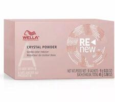 Wella Color Renew Crystal Powder 5 x 9 G Farbreduzierer