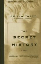The Secret History by Donna Tartt, (Paperback), Vintage , New, Free Shipping