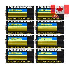 CR123A Lithium 3V Photo Lithium Batteries 0 67 Dia x 1 36 H 17 0 mm x 34 5 mm...