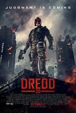 Dredd Poster Length :500 mm Height: 800 mm SKU: 11573
