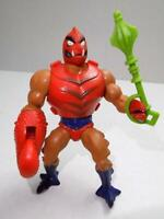He-Man MOTU Clawful W/ Green Mace Body Armor Complete Action Figure 1981 Rare