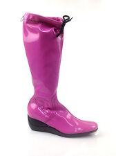 Marc Modavi Darby Low Wedge Womens Rainboots Size 41 EU