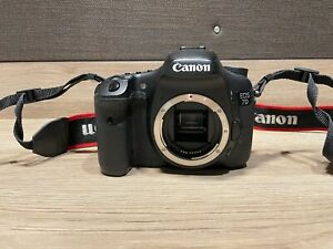 Canon EOS 7D 18.0 MP Digital SLR Camera - Black (Body Only)