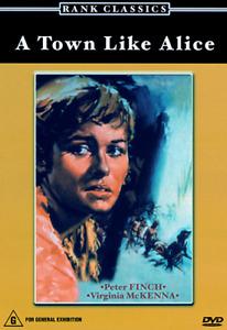 Virginia McKenna Peter Finch A TOWN LIKE ALICE DVD