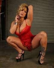 8x10 Photo Glossy Celebrity Fashion Model.mn18.SHYLA STYLEZ