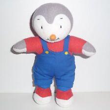 Doudou Pingouin T'Choupi Nathan
