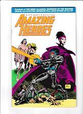 Amazing Heroes #87 (Jan 1986, DC)