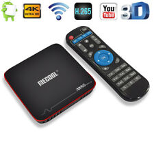 MECOOL M8S PRO W TV Box Android 7.1 2GB+16GB WiFi 4K Smart Media Player UK