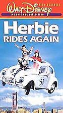 Herbie Rides Again (VHS, 2000) Clamshell