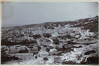 Palestina Vista Da Nazareth Côté È, Israele Stampa Aristotipia, Verso 1900