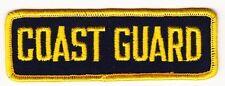 Coast Guard - U.S. Coast Guard Jacket Patch