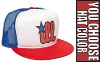 New Retro iLL STAR Philly Cap Hat PHILADELPHIA PHILLIES Baseball Snapback