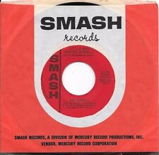 JOE DOWELL * 45 * Little Red Rented Rowboat * USA ORIGINAL *1962 #23 * VG+ SMASH