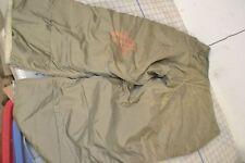 army pants liner M1951 wool vintage M51 korean era military frieze ok SMALL