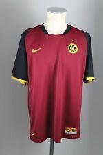 Borussia Dortmund Trikot Gr. XL Jersey 2007-2008 Away Trikot BVB Shirt rot
