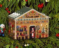 Gingerbread Flower Shop - Gingerbread Village Part 10 - The Victoria Sampler New