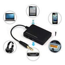 Inalámbrico Bluetooth 4.0 Receptor de Música Estéreo Audio 3.5mm coche AUX Adaptador A2DP