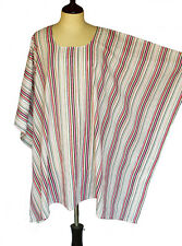 6X 7X 8X 9X Batwing Dolman Cotton Caftan Plus Size Kaftan Shirt Top P2289-2