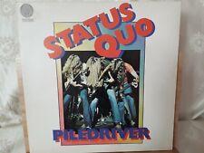Status Quo – Piledriver / Vinyl LP