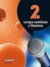 (16).LENGUA Y LITERATURA 2N.ESO (ATOMIUM) *CATALUÑA*. ENVÍO URGENTE (ESPAÑA)