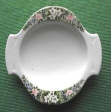 C1900 Glasgow GIRL M MCP dipinto a mano floreale China Dish