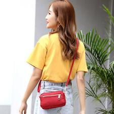 Women's Waterproof Small Square Bag Single Shoulder Messenger Bags Clutch Bag HZ