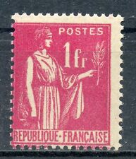 PROMO / STAMP / TIMBRE / FRANCE NEUF TYPE PAIX N° 369 ** COTE 7 €