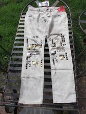 Jeans da donna gamba dritta Taglia 34
