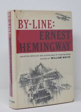 """Ernest Hemingway - By-Line: Ernest Hemingway - 1st 1st w/ """"A"""" - Old Man and Sea"""