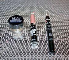 NYX Couverture Complète Cache-Cernes CJ10 + Lèvre PENCIL719 & Rouge à Lèvres