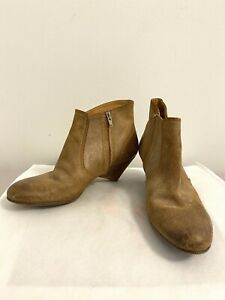 100% authentic Martin Margiela Distressed leather ankle Boots, size36