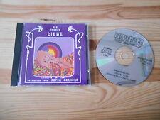 CD VA Peter Gerhard - Die andere Liebe / Literatur in Lila (11 Song) PREISER