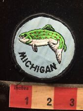 Ocean Marine Life 69A6 Angler Patch Marlin Swordfish Billfish Type Fish