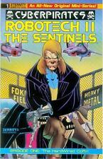 Robotech II: the Sentinels-cyberpirates # 1 (of 4) (USA, 1991)