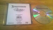 CD Hiphop Jonesmann - Fi** dich (1 Song) Promo BMG BOZZ sc